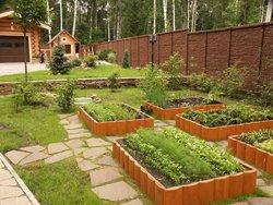 Идеи для декоративного <b>огорода</b>, Как украсит водяную бочку в <b>огороде</b>...