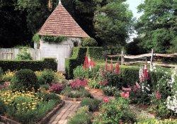 Сад в эклектичном стиле