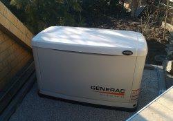 Газовая мини-электростанция generac-5914